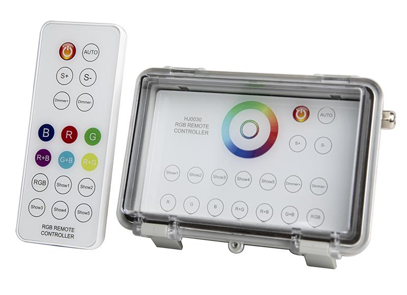 HJ0030W RGB同步控制器