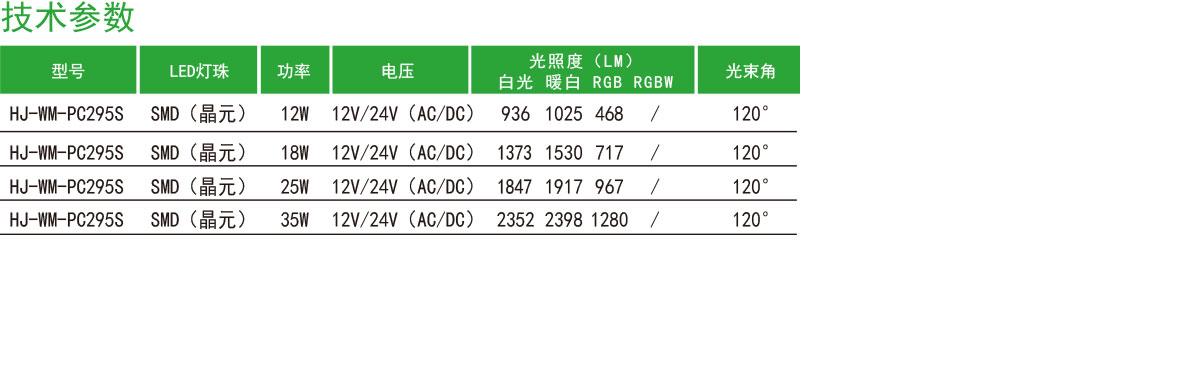 HJ-WM-PC295S