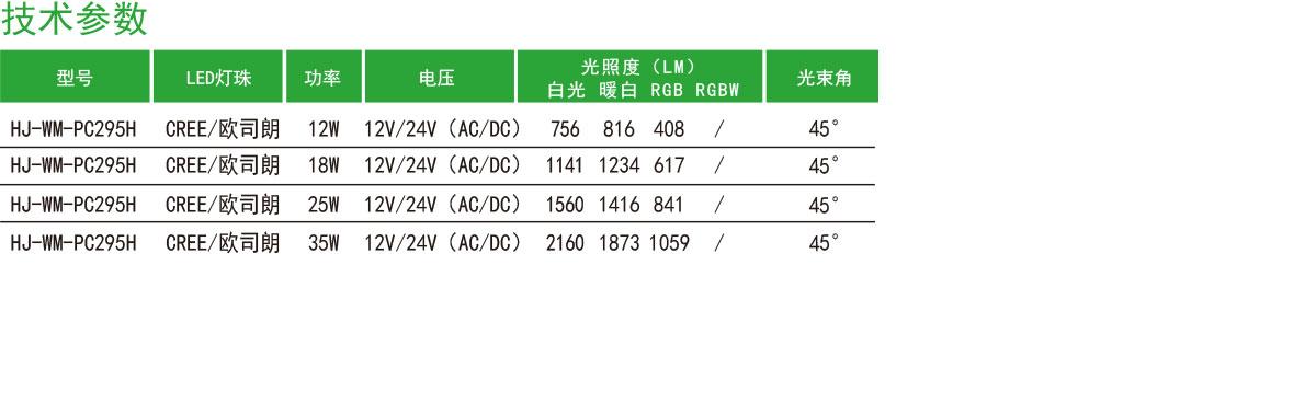 HJ-WM-PC295H