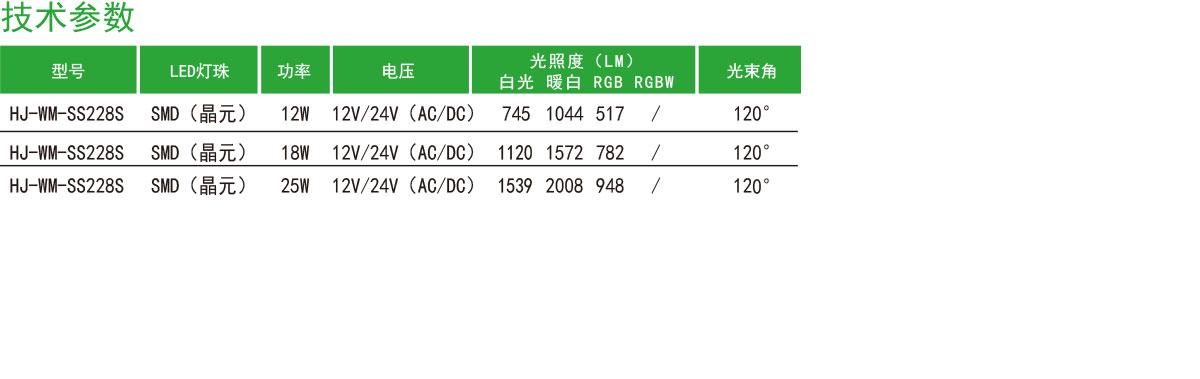 HJ-WM-SS228S