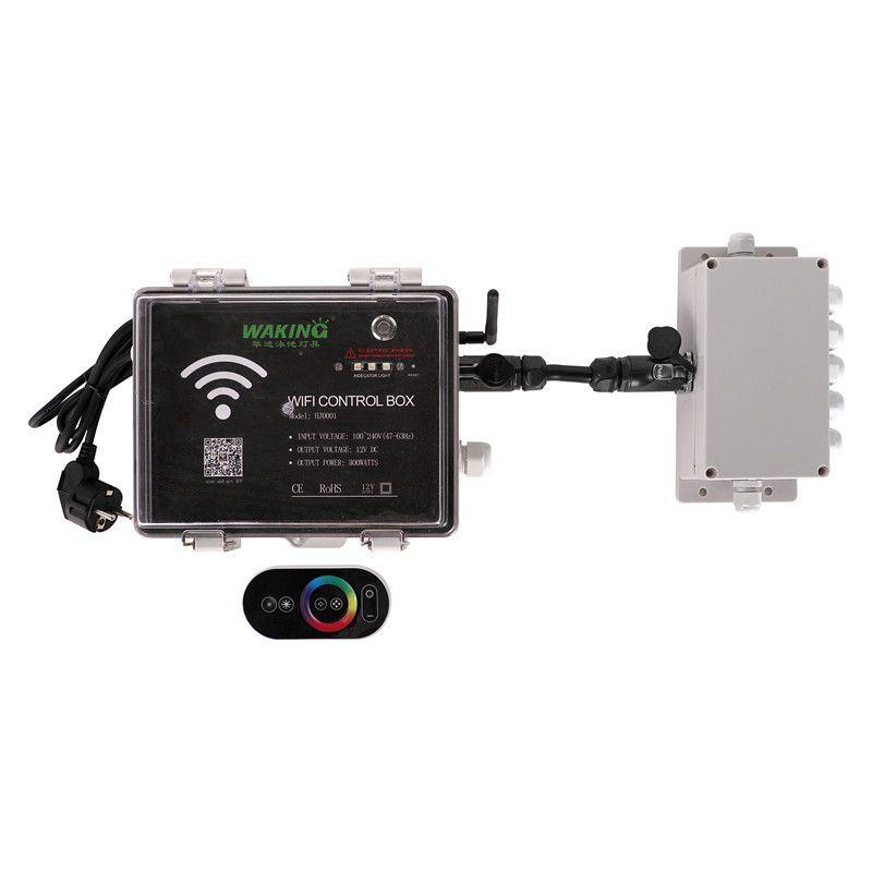 HJ0001 WiFi电箱